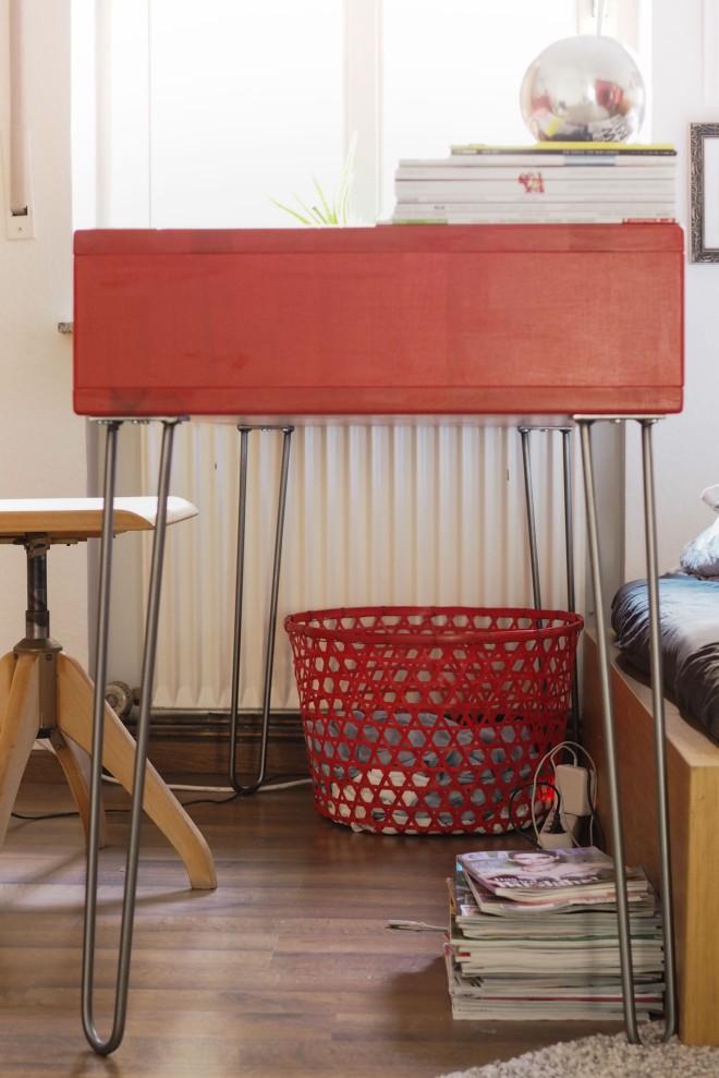 www.ohwiewundervoll.com - Schreibtisch. Arbeitsplatz. DIY. --6